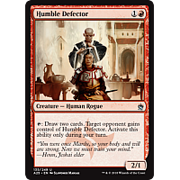 Humble Defector