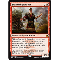 Imperial Recruiter ( Foil )