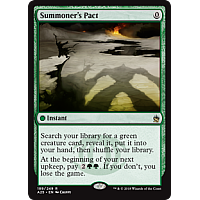 Summoner's Pact ( Foil )