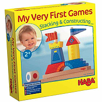 My very first games – Stacking & Constructing (Sv)