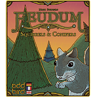 Feudum: Squirrels & Conifers