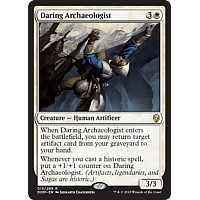 Daring Archaeologist ( Foil )