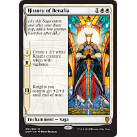 History of Benalia (Prerelease)