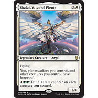 Shalai, Voice of Plenty