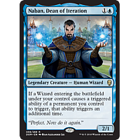 Naban, Dean of Iteration