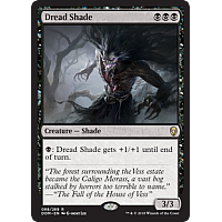 Dread Shade ( Foil ) (Dominaria Prerelease)