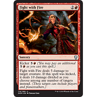 Fight with Fire ( Foil )