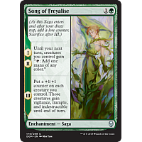 Song of Freyalise