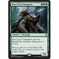 Steel Leaf Champion ( Foil )