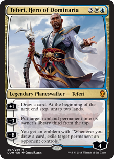 Teferi, Hero of Dominaria_boxshot