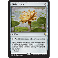 Gilded Lotus