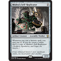 Mishra's Self-Replicator