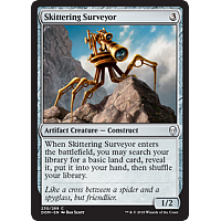 Skittering Surveyor