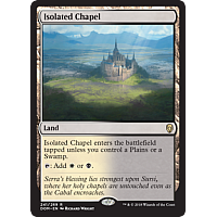 Isolated Chapel