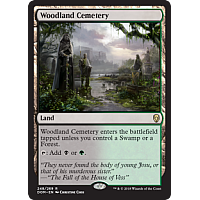 Woodland Cemetery ( Foil )