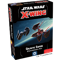 Star Wars: X-Wing Second Edition - Galactic Empire Conversion Kit