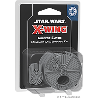Star Wars: X-Wing Second Edition - Galactic Empire Maneuver Dials