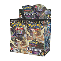 Sun & Moon: Forbidden Light Booster Display (36 boosters)