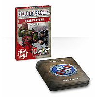 Blood Bowl: Star Players Card Pack