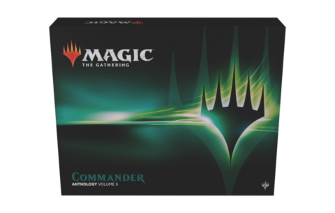 Commander Anthology II_boxshot