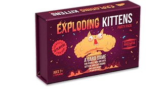 Exploding Kittens Party Pack Game_boxshot