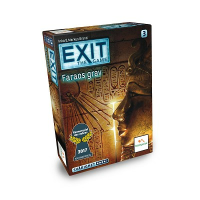 EXIT: The Game - Faraos Grav_boxshot