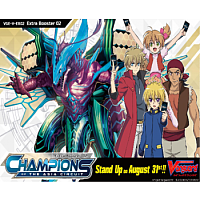Cardfight!! Vanguard V - Champions of the Asia Circuit Booster