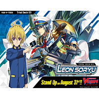 Cardfight!! Vanguard V - Trial Deck - Leon Soryu