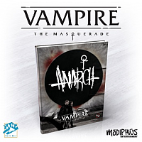 Vampire: The Masquerade 5th Edition Anarch Book