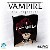 Vampire: The Masquerade 5th Edition Camarilla Book