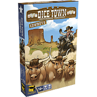 Dice Town: Cowboys Expansion (2018)