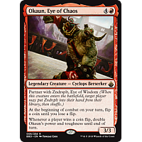 Okaun, Eye of Chaos