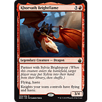 Khorvath Brightflame
