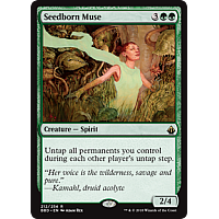 Seedborn Muse