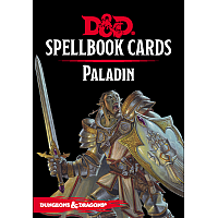 Dungeons & Dragons – Spellbook Cards: Paladin (69 cards)