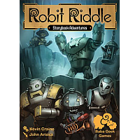 Robit Riddle - Storybook Adventures