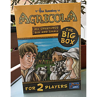 Agricola: All Creatures Big and Small (Big Box 2018)