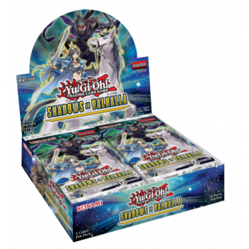 Shadows in Valhalla - Booster Display (24 Packs)_boxshot