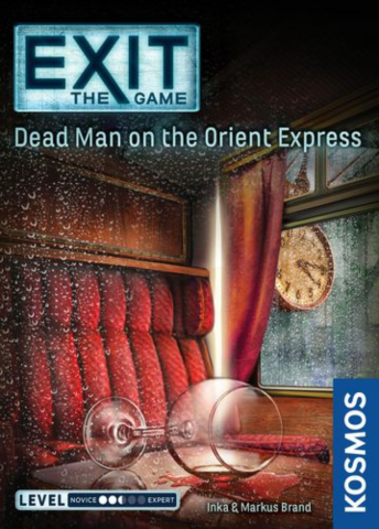 Exit: The Game – Dead Man on the Orient Express _boxshot
