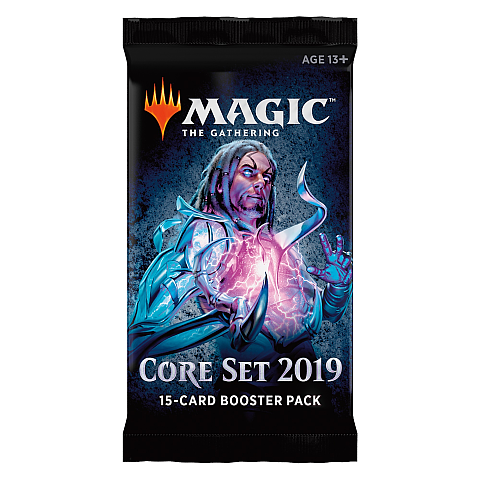 Core Set 2019 Booster_boxshot