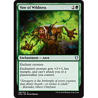 Vow of Wildness