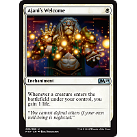 Ajani's Welcome