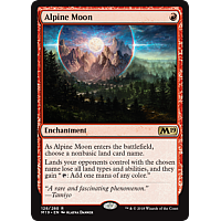 Alpine Moon