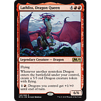 Lathliss, Dragon Queen ( Foil )