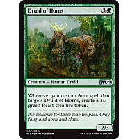 Druid of Horns