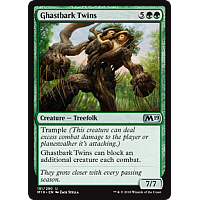 Ghastbark Twins