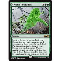Vivien's Invocation