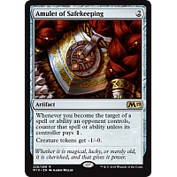 Amulet of Safekeeping