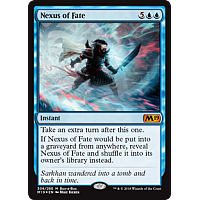 Nexus of Fate ( Foil ) (Core Set 2019 Buy-a-Box)