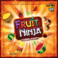 Fruit Ninja Combo Party